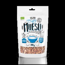 Diet Food Bio müzli chia magvakkal 200 g