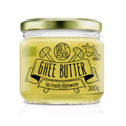 Diet Food Bio ghee (ghí) vaj 300 g
