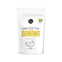 Diet Food Bio banánpor 200 g