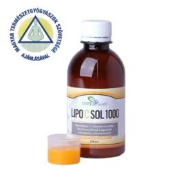 Interhealth Lipo C Sol 1000 folyékony liposzómás C vitamin 250 ml