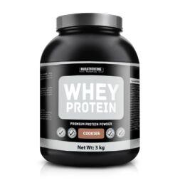 Marathontime Tejsavó fehérje (kekszes ízű) 3 kg