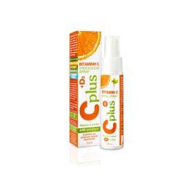 Bioplus C-vitamin plus D3 szájspray 30 ml