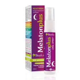 Bioplus MelatonPlus szájspray 30 ml