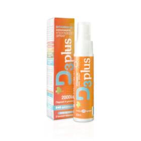 Bioplus D3 Plus szájspray 30 ml