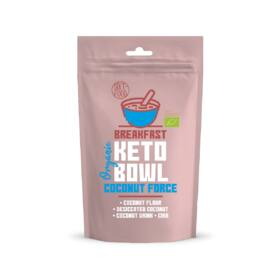 Diet Food Keto Bowl Ketogén reggeli Coconut Force 200 g