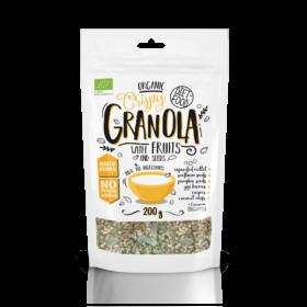 Diet Food Bio granola gyümölcsökkel 200 g
