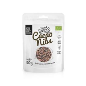 Diet Food Bio Zúzott Kakaóbab 100 g