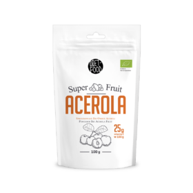 Diet Food Bio Acerola por 100 g