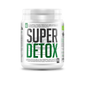 Diet Food BIO Super Detox Mix 300 g