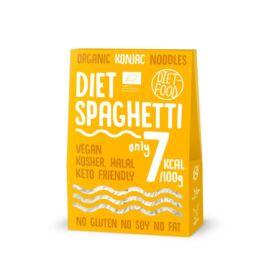 Diet Food Bio Shirataki gluténmentes Konjac tészta Spagetti 300 g