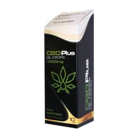 Energovital CBD Olaj Plus Full Spectrum 10% (1000 mg) 10 ml