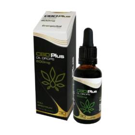 Energovital CBD Olaj Plus Full Spectrum 2% (600 mg) 30 ml