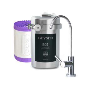 Geyser Eco Max: víztisztító és vízkőmentesítő