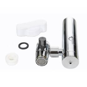 Csapra szerelhető vízszűrő, víztisztító - Geyser Euro