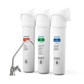 Geyser Smart pult alá szerelhető víztisztító és vízlágyító - kemény vízhez
