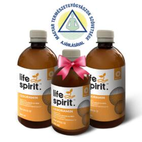 2 db Life Spirit Cesoramin 500 ml + AJÁNDÉK 1 db Life Spirit Cesoramin 250 ml