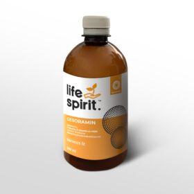 Life Spirit Cesoramin folyékony liposzómás C-vitamin 500 ml