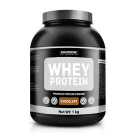Marathontime Tejsavó fehérje (csokoládé ízű) 1 kg