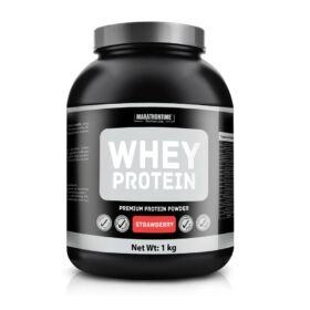 Marathontime Tejsavó fehérje (eper ízű) 1 kg