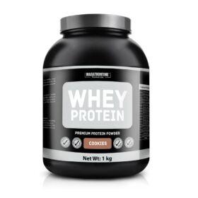 Marathontime Tejsavó fehérje (kekszes ízű) 1 kg