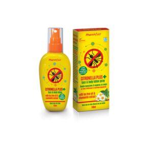 Pharmaid Citronella+ natúr szúnyogriasztó krém teafa olajjal 100 ml