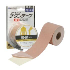 Phiten Aqua X30 titán tapasz 50mm x 4,5m