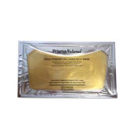 PrismaNatural Gold Powder kollagénes nyakmaszk 35 g