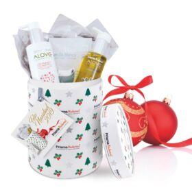 PrismaNatural Alove Karácsonyi arctisztító csomag (száraz bőrre)