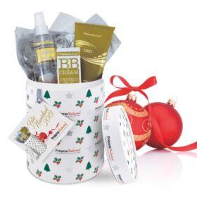 PrismaNatural Karácsonyi arc és testápoló csomag (arany)
