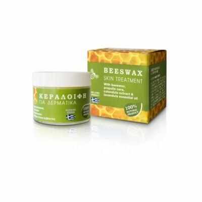 Bioplus Beeswax méhviaszos bőrápoló krém gyógynövényekkel 50 ml