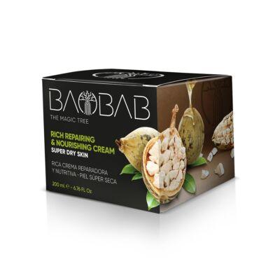 Baobab krém extra száraz bőrre