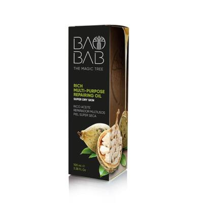 DietEsthetic Baobab többfunkciós bőrregeneráló olaj extra száraz bőrre 100 ml