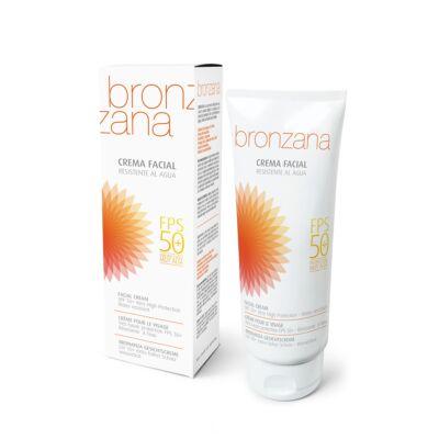 Diet Esthetic Bronzana fényvédő arckrém SPF 50+' 75 ml