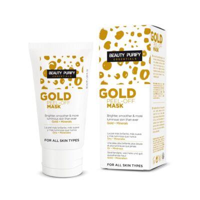 DietEsthetic Gold Peel-Off aranykolloidos arcmaszk 50 ml