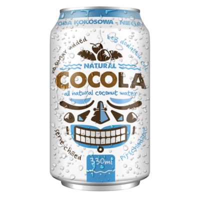 Diet Food Cocola kókuszvíz 0,33 ml