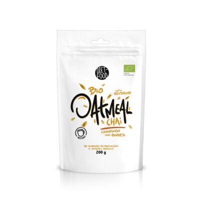 Diet Food Bio instant zabkása Chai 200 g