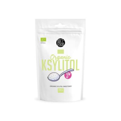 Diet Food Organic Ksylitol természetes édesítőszer 400 g