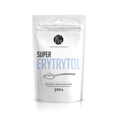 Diet Food Super Eritrit édesítőszer