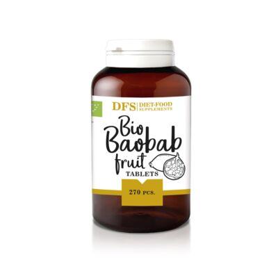100% Bio Baobab kapszula