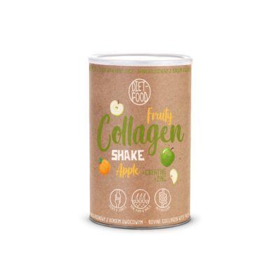 Diet Food Fruity Collagen Shake Apple - Almás 300 g