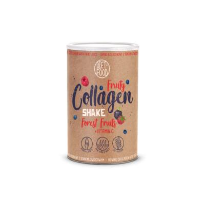 Diet Food Fruity Collagen Shake Forest Fruit - Erdei gyümölcsös 300 g