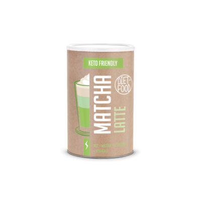 Ketogén latte por Matcha teával - egyél zsírt, égess zsírt!