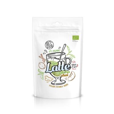 Diet Food Bio Matcha chai latte 200 g