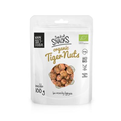 Diet Food Bio földi mandula (tigris dió) 100 g
