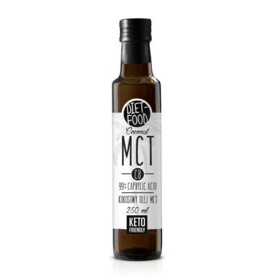 MCT kókuszolaj 99% kaprilsav tartalommal