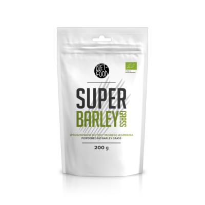 Diet Food Bio Árpafű - Barley grass 200 g