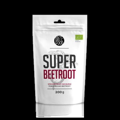 Diet Food Bio céklapor 200 g