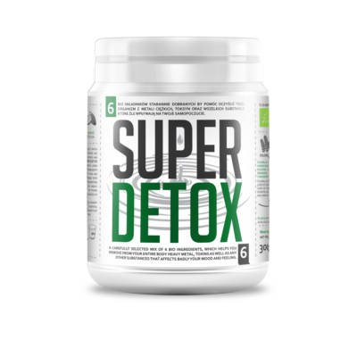 Diet Food BIO Super Detox Mix 300 g