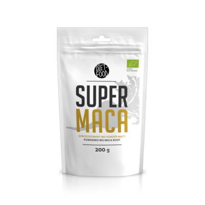 Diet Food Bio Maca gyökér por 200 g