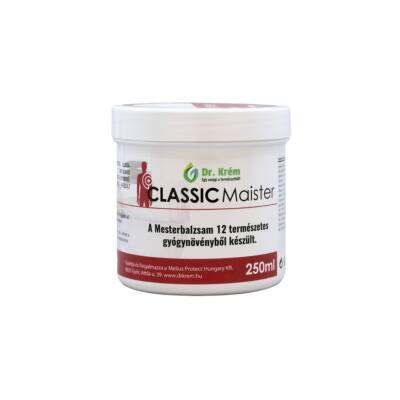 Dr. Krém Classic Maister Mesterbalzsam 250 ml